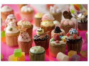 「スマイルカップケーキフェア」