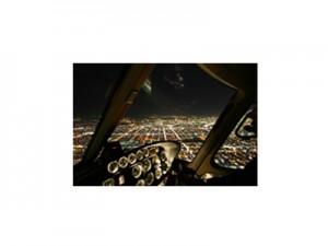 ヘリコプター夜景遊覧飛行