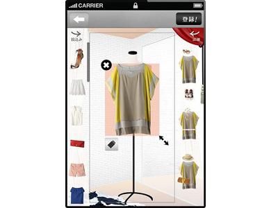 カカクコムは、女性向けファッションコーディネートサービス「Dre\u0027Che(ドレッチェ)」の無料iPhoneアプリを提供開始した。