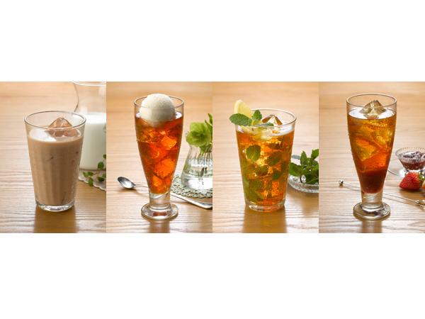 暑い日にぴったり!自宅でつくる「本格おもてなしアイスティー」レシピ4選 アイスロイヤルミルクティーも手間いらず!