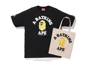 A BATHING APE×PEANUTS