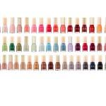 だから、豊富なバリエを思いきり楽しめる♡ 「ちふれ」のネイルエナメルに新色30色が仲間入り!