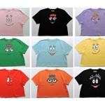 『SPINNS』だけのバーバパパTシャツが登場!バーバパパファミリーコラボTシャツ発売