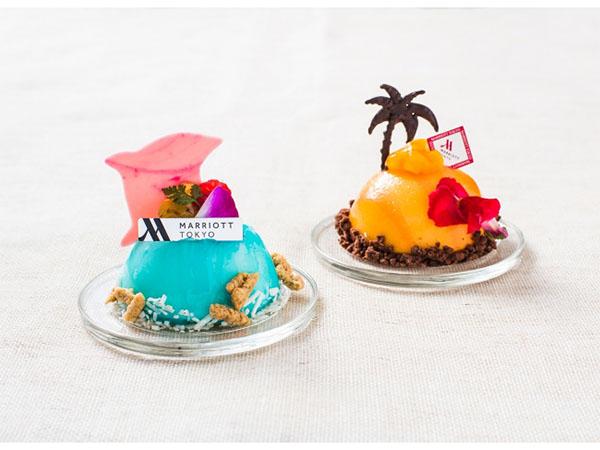 東京マリオットホテル Fabulous Hawaiian Sweets