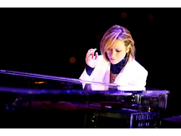 EVENING WITH YOSHIKI 2017
