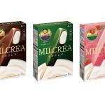 濃厚なミルクの「MILCREA」リニューアル&新フレーバー登場