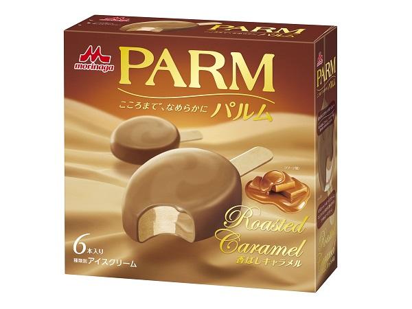 PARMに「香ばしキャラメル」味が...