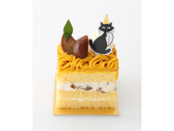 アンテノールのハロウィン限定ケーキ