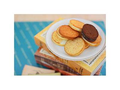 パンケーキクッキー