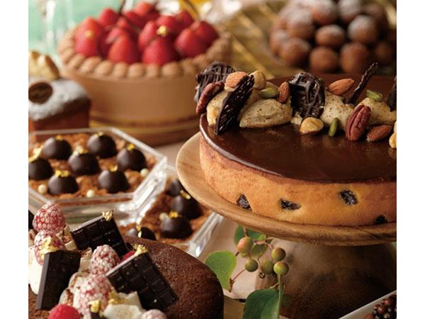チョコレートデザートブッフェ