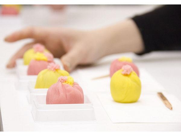 手しごとワークショップ〜桜の和菓子〜