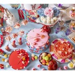 レトロ可愛い空間で味わうキュート&カラフルな姫スイーツ!