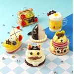 とにかくかわいい!「海賊の冒険」がテーマのケーキシリーズ