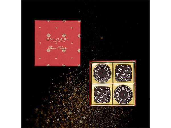 save off 5d5c8 e0530 ブルガリより贅沢なクリスマス限定チョコレートが登場 ...