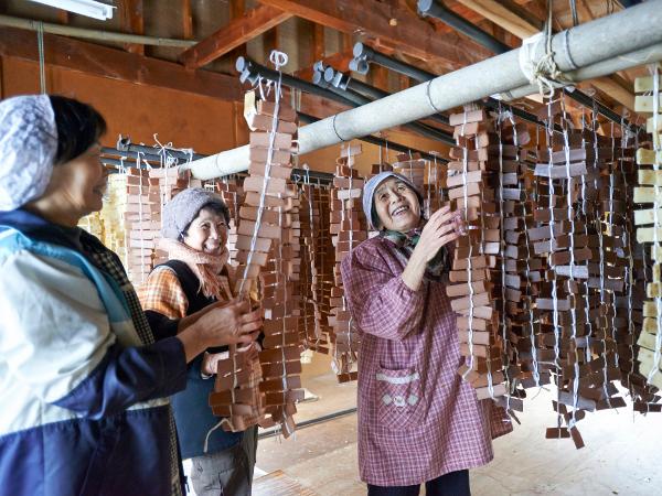冬の北陸で農村の暮らしと自然を体験できるプログラムが登場