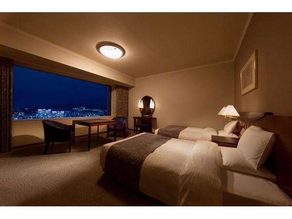 リーガロイヤルホテル広島にレディースフロアが期間限定登場