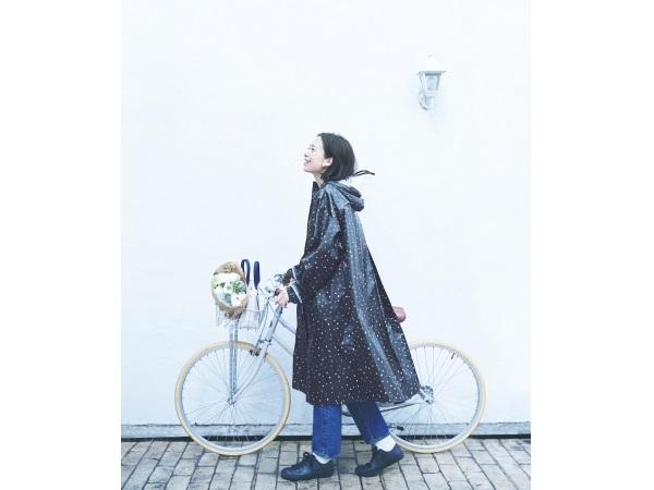「Afternoon Tea LIVING」からママ向けレインウエア登場!