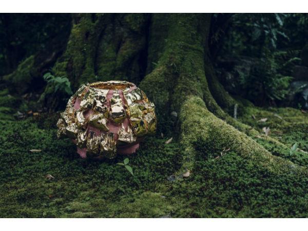 京都・清水寺にて陶芸アーティスト桑田卓郎の作品展を開催
