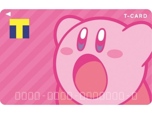 """大きく開けた口が可愛い!""""カービィ""""デザインのTカード発行"""