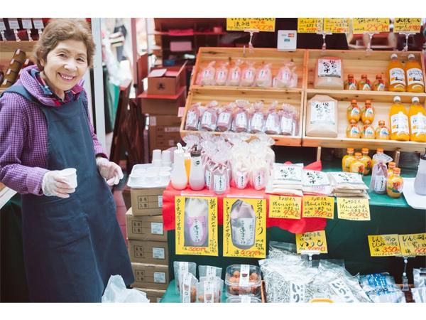 日本初上陸の台湾タピオカ店も!「ぷらっとプチマルシェ」開催