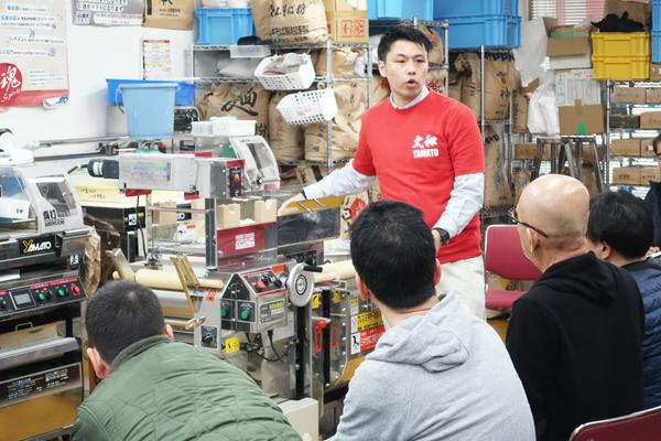自家製麺を検討するオーナー必見!「出張!自家製麺体験教室 in 四日市」開催