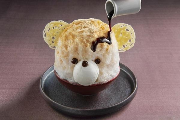 ふわふわ氷+ふわとろクリーム!「Terrace Dining TANGO」オリジナルかき氷