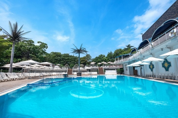 都心でリラックス!ホテルニューオータニの完全予約制プール付宿泊プラン