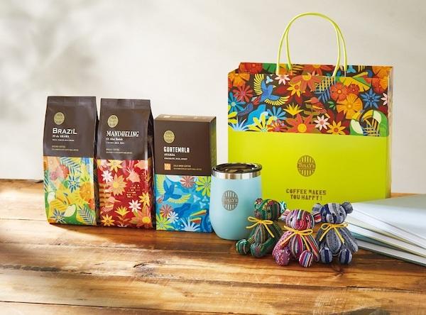 コーヒーが生み出すハッピーをお届け!タリーズの限定アニバーサリーバッグ