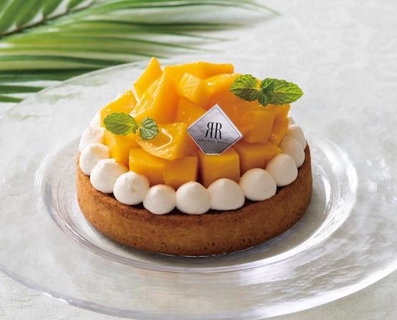 夏に旬を迎えるフルーツを使用!「サマートロピカルスイーツ」4種が発売