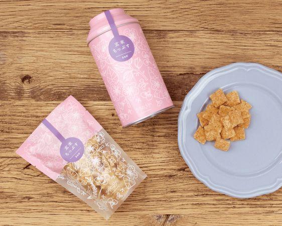 「きりのさか」の「玄米ちっぷす」が食べやすさを追求してリニューアル