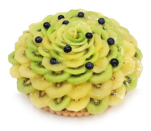 9月1日はキウイの日!「カフェコムサ」にキウイを使った限定ケーキが登場