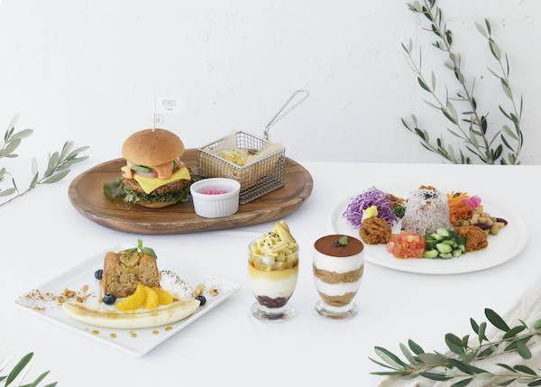 """「BOTANIST cafe」に食べごたえ抜群の""""秋限定ヴィーガンメニュー""""が登場!"""