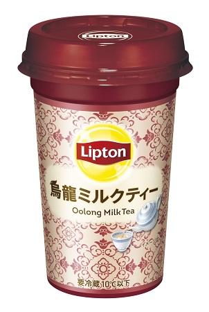 リプトン初!烏龍茶をベースにしたコクのあるミルクティーが期間限定で登場