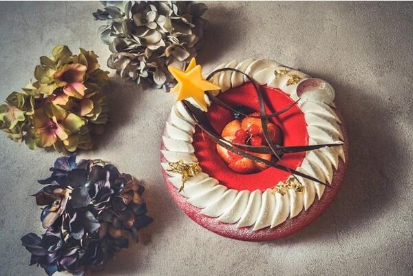 """チョコレートの老舗「Caffarel」が贈る""""クリスマスケーキ2020""""予約開始"""