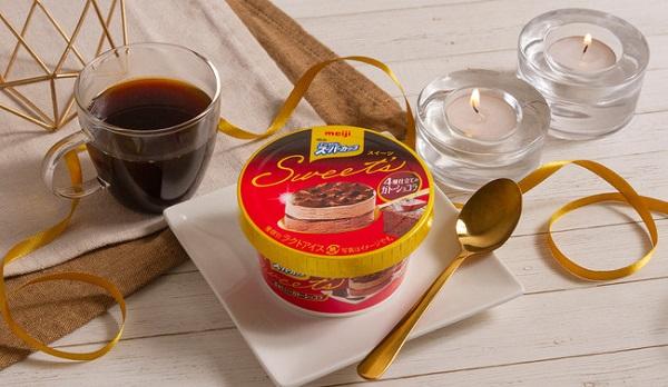 「明治 エッセル スーパーカップSweet's」から冬に食べたい新商品が登場!
