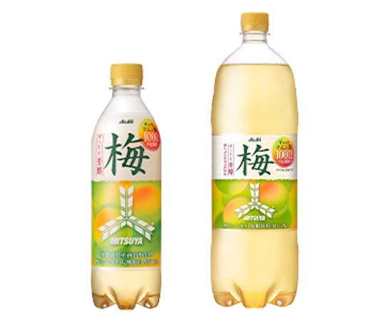 和歌山県産南高梅とクエン酸1,000mg配合!「『三ツ矢』梅」が新発売