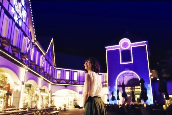 幻想的な空間!神戸の夜景を眺めながら過ごす夏限定イルミネーション開催