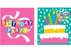 「Birthday Party」