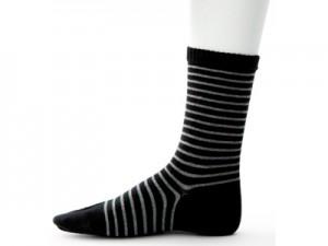 「足なり直角靴下」