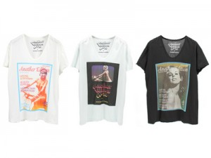 「Another Edition」×「HYSTERIC GLAMOUR」コラボ商品