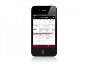 「MUJI CALENDAR for iPhone」