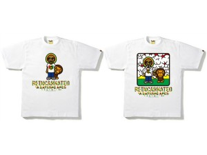 A BATHING APE×Snoop Dogg