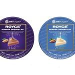 ROYCE'と共同開発!大人が食べてもおいしいチョコレートチーズデザート新発売