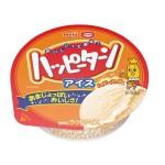 「ハッピーターン」がアイスに!?アイスの「明治」と米菓の「亀田」が夢のコラボ