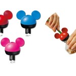 累計販売数117万個!大ヒット「ケズリキャップ」にミッキーマウスデザイン登場