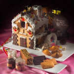 東京ベイに豪華なクリスマスケーキが登場!1日3台限定のお菓子の家とは!?