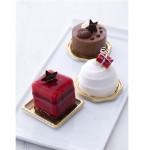 予約前に味を確認!「パティスリー キハチ」からクリスマスケーキのお試し3個セットが初登場