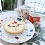 伝説のチーズケーキ×ことりカフェ!かわいいすぎる「ことりチーズケーキ」登場!!
