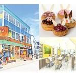 お店の目印はうさぎシュークリーム!「ニコラシャール表参道本店」が11月9日にオープン