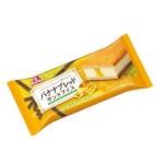 森永から、濃厚なバナナ感にだわった「バナナブレッドサンドアイス」新発売